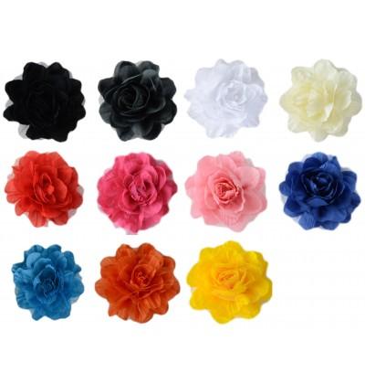 """5"""" Crinkle Flower Grab Bag - 10 pieces"""
