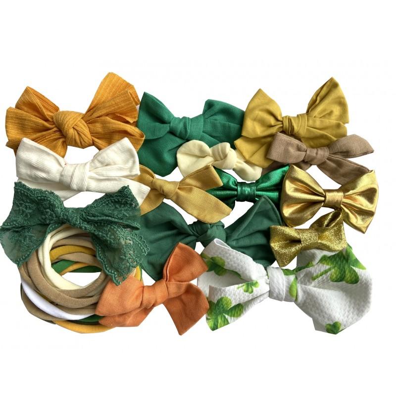 St. Patrick's Day Bow Kit