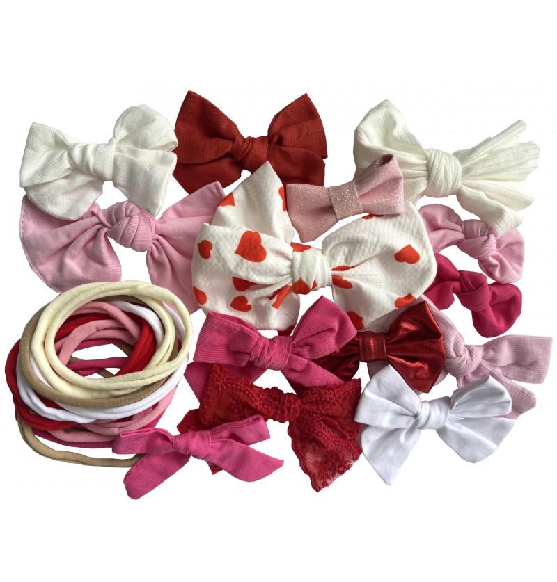 Valentine's Day Bow Kit