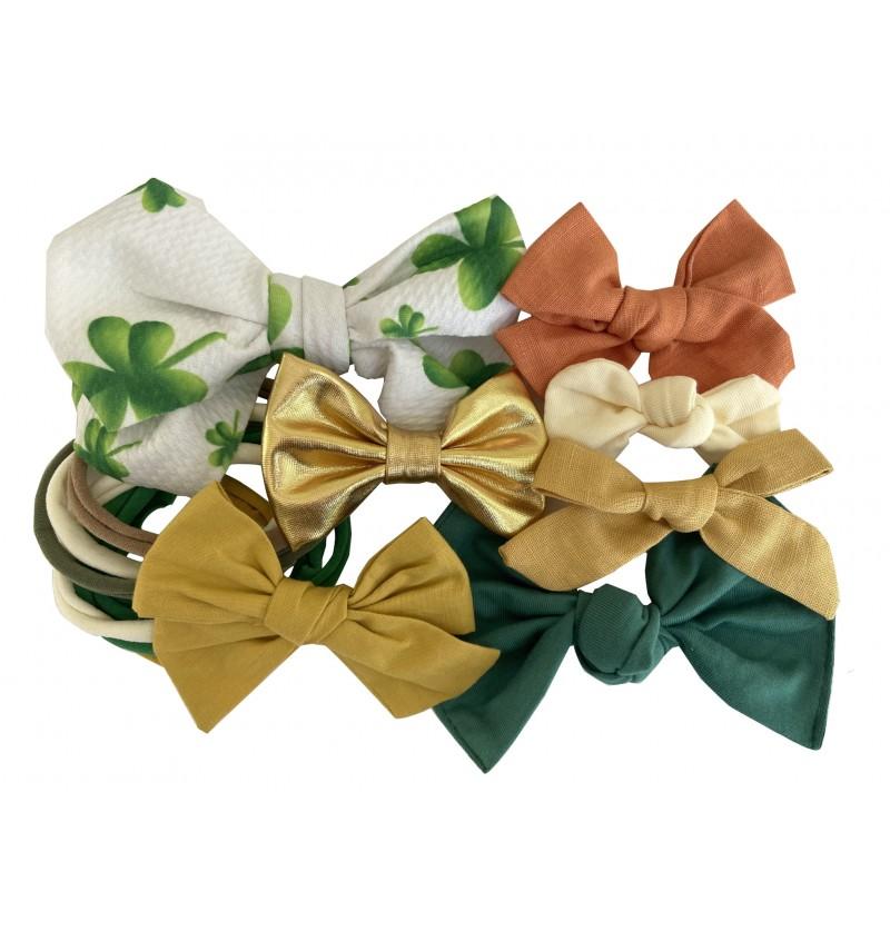 St. Patrick's Day Mini Bow Kit