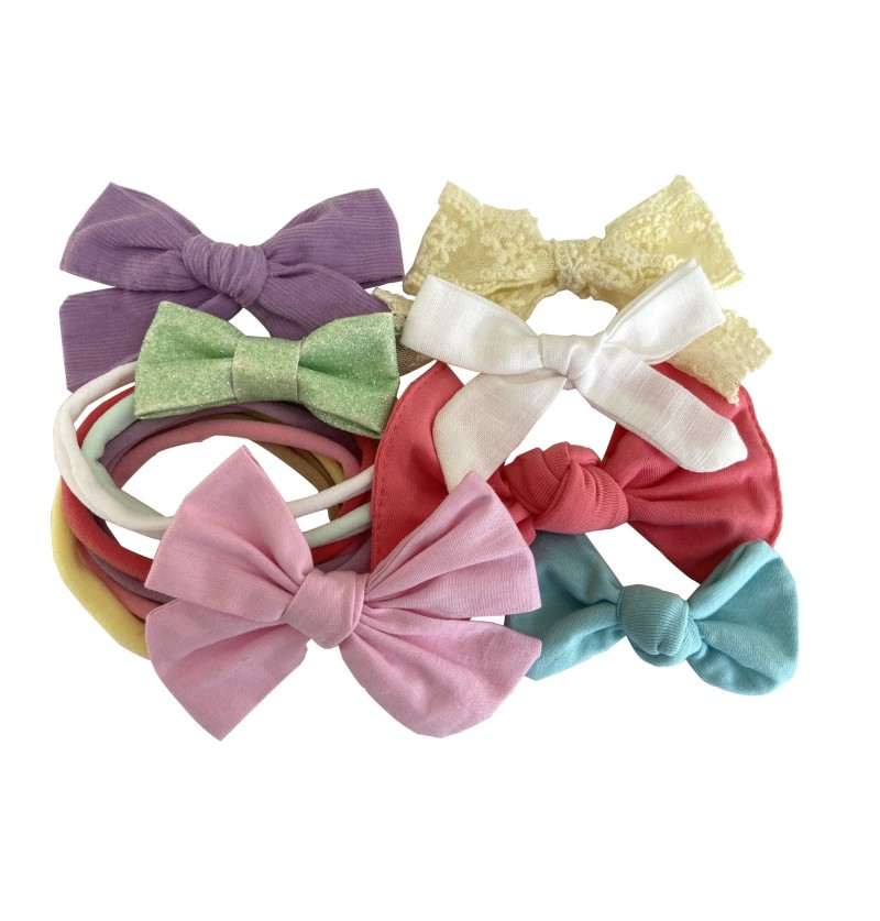 Springtime Mini Bow Kit