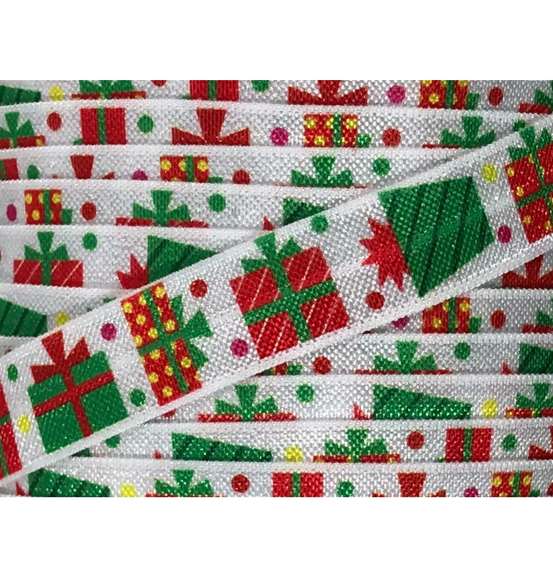 White w/ Christmas Presents...